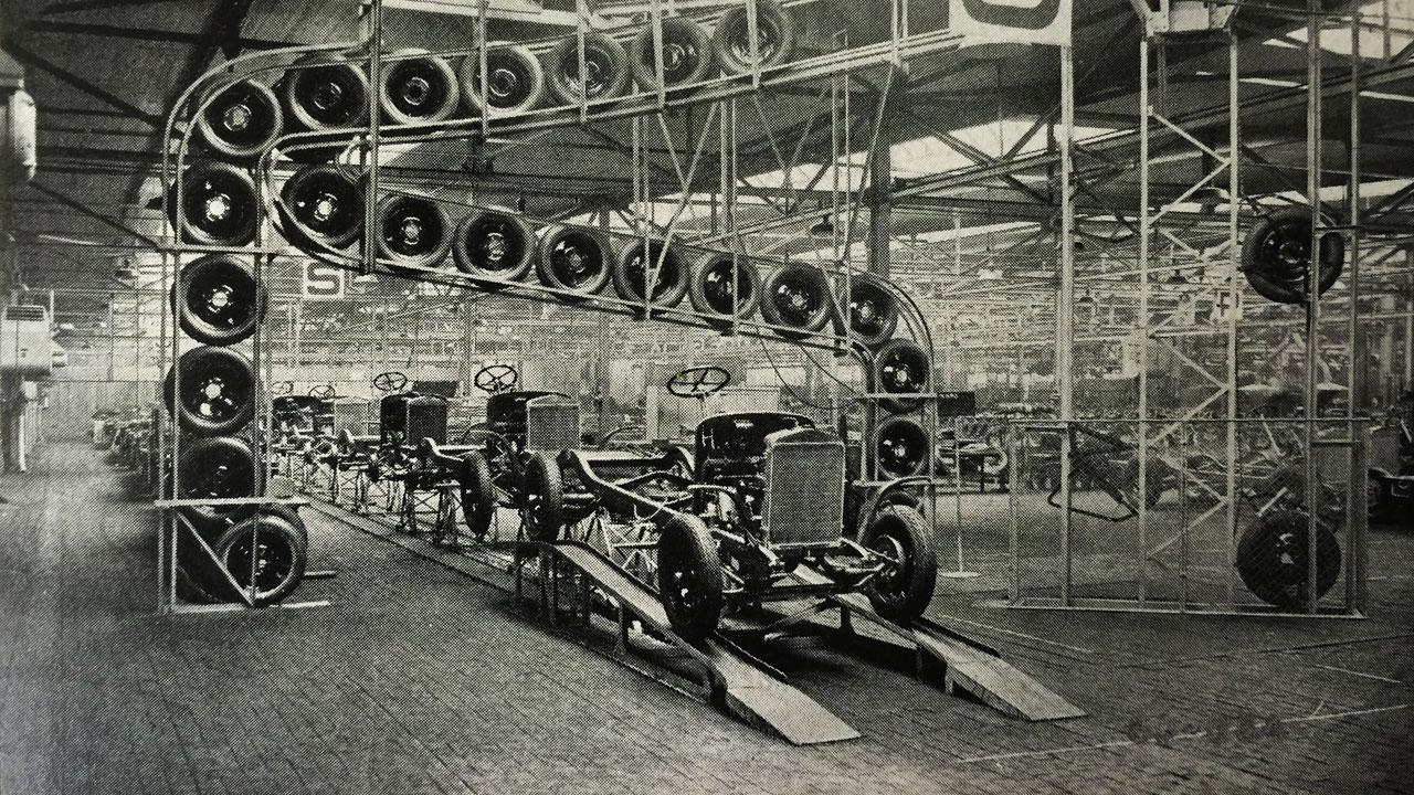 Laurin & Klement, díl I. - Vznik automobilového průmyslu